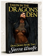 Dark fantasy romance and erotica
